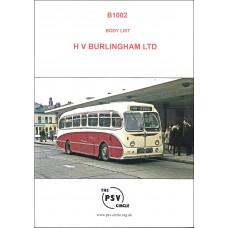 B1002 H. V. Burlingham Ltd.