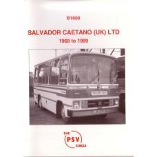 B1600 Salvador Caetano 1968-1999