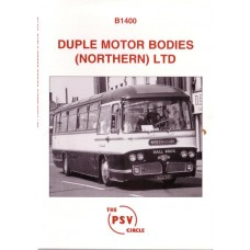 B1400 Duple (Northern) Complete production