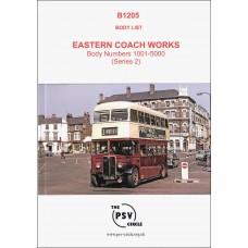 B1205 Eastern Coach Works 1001-5000 (Series 2)