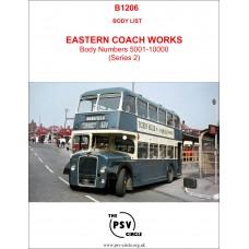 B1206 Eastern Coach Works 5001-10000 (Series 2)