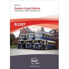 B1207 Eastern Coach Works 10001-15000 (Series 2)