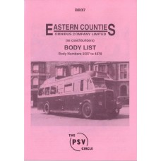 BB37 Eastern Counties Omnibus Co. (as coachbuilders)