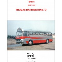 B1001 Thomas Harrington Ltd.