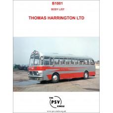 B1001 Thomas Harrington Ltd.