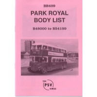 BB409 Park Royal B48000 - B54199