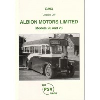C393 Albion Models 26 and 28