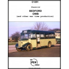 C1251 Bedford OWB and other wartime production