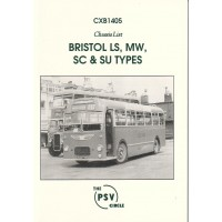 CXB1405 Bristol LS, MW, SC, SU