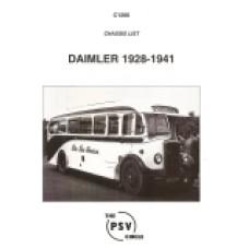 C1200 Daimler 1928-1941 (7000, 8000 and 9000 series)