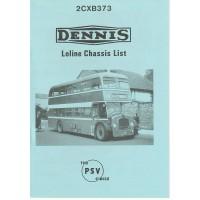 2CXB373 Dennis Loline