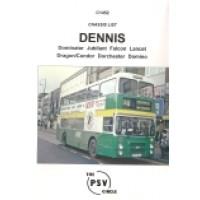 C1452 Dennis Dominator, Jubilant, Falcon, Lancet, Dragon/Condor, Domino, Dorchester