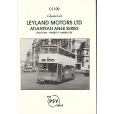 C1109 Leyland Atlantean AN68/1R, AN68A/1R