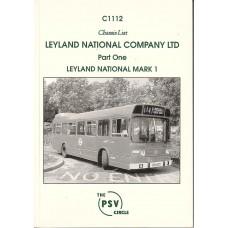 C1112 Leyland National Mk 1