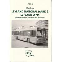 C1113 Leyland National Mk 2, Leyland Lynx