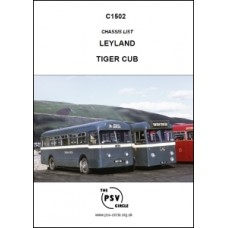 C1502 Leyland Tiger Cub