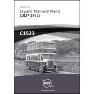 C1523 Leyland Titan and Titanic (1927-1942)