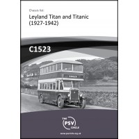 C1523 Leyland Titan and Titanic (1927-1942)