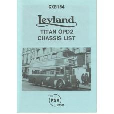 CXB164 Leyland Titan OPD2