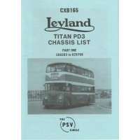 CXB165 Leyland Titan PD3 Part 1 560283-629758