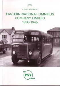 2PF4 Eastern National Omnibus Co. Part 1 1930-45 (2nd Edition)