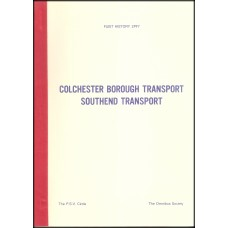 2PF7 ~ Colchester Borough, Southend Transport