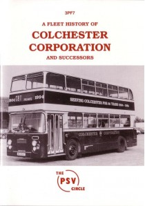 3PF7 Colchester Corporation (3rd Edition)