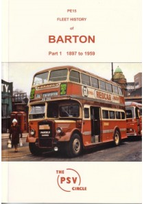 PE15 Barton Transport Part 1 - 1897-1959