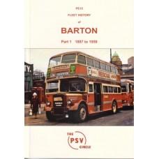 PE15 Barton Transport Part 1 - 1897-1959