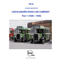 PE18 Lincolnshire Road Car Company Part 1 (1928-1949)