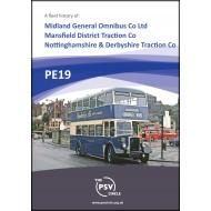 PE19 Midland General Omnibus Company