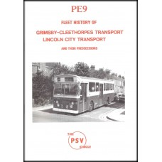 PE9 Grimsby-Cleethorpes Transport, Lincoln City Transport