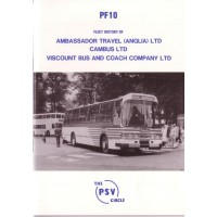 PF10 Ambassador Travel (Anglia) Ltd, Cambus & Viscount