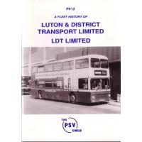 PF12 Luton & District Transport & LDT