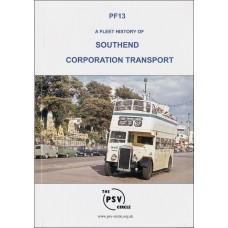 PF13 Southend Corporation Transport