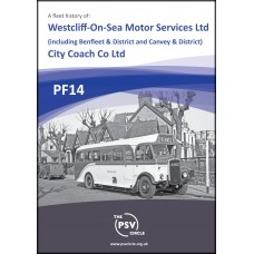 PF14 Westcliff-On-Sea Motor Services