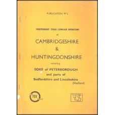 PF2 ~ Independent operators of Cambridgeshire, Huntingdonshire