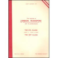 LT11 ~ London Transport STL Class part 2, SRT class