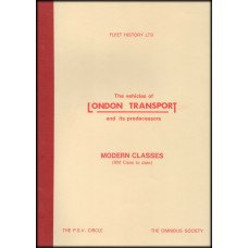 LT9 ~ London Transport Modern Classes (RM to date)