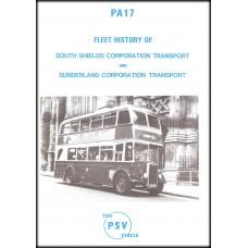 PA17 South Shields Corporation, Sunderland Corporation