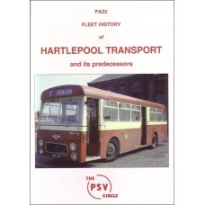 PA22 Hartlepool Transport & Predecessors