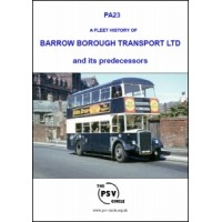 PA23 Barrow Borough Transport Ltd.