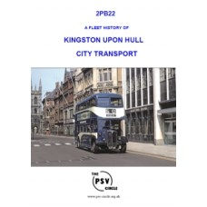 2PB22 Kingston Upon Hull City Transport