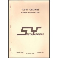PB13 South Yorkshire PTE.