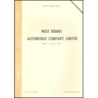 PB18 ~ West Riding Automobile Company Part 1