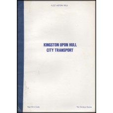 PB22 ~ Kingston Upon Hull City Transport