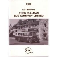 PB26 York Pullman Bus Company