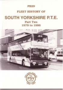 PB29 South Yorkshire PTE - Part 2 1979-86