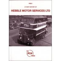 PB31 Hebble Motor Services