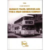 PB32 Busways Travel Services & Tyne & Wear Omnibus